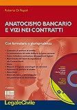 Image de Anatocismo bancario e vizi nei contratti. Con CD-ROM