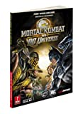 img - for Mortal Kombat vs. DC Universe: Prima Official Game Guide (Prima Official Game Guides) book / textbook / text book