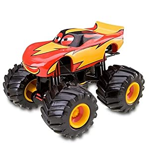 Cars Toon Monster Truck Games