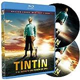Tintín y el misterio del Toisón de Oro [Blu-ray]
