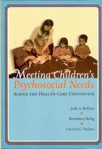 Meeting Children's Psychosocial Needs Across The...
