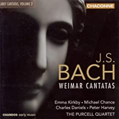 Bach, J.S.: Early Cantatas, Vol. 2 (Bwv 12, 18, 61, 161)