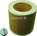 Karcher Cartridge filter A2004 A2251ME A2254ME A2534PT A2554ME