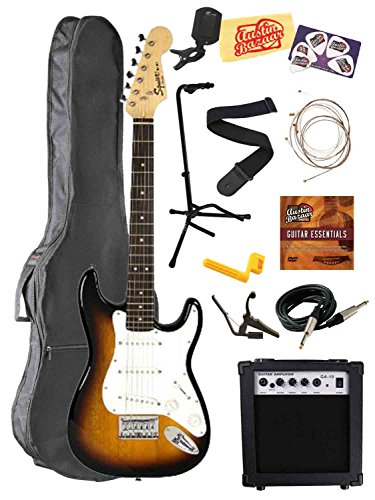 Kids Electric Guitar Package - Sunburst