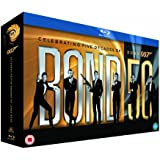 Bond 50 - James Bond 23 Film Collection [Blu-ray] [Import]