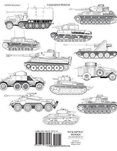 Axis Armored Fighting Vehicles (World War II AFV Plans)