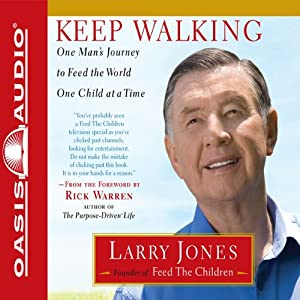 Keep Walking Audiobook