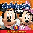 Children's Favorites 1 from Walt Disney Records