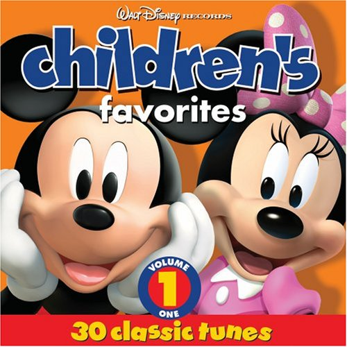 Childrens-Favorites-Volume-1