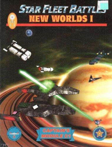 Star Fleet Battles: Module C1 New Worlds I