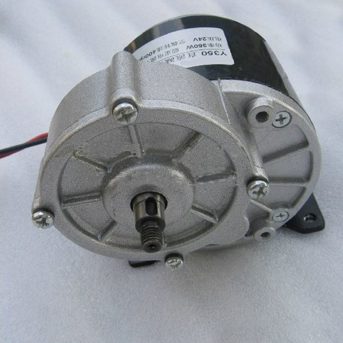 Low Voltage Supplied Dc Speed Control Gear Motors Electromotor 24Vdc 250W