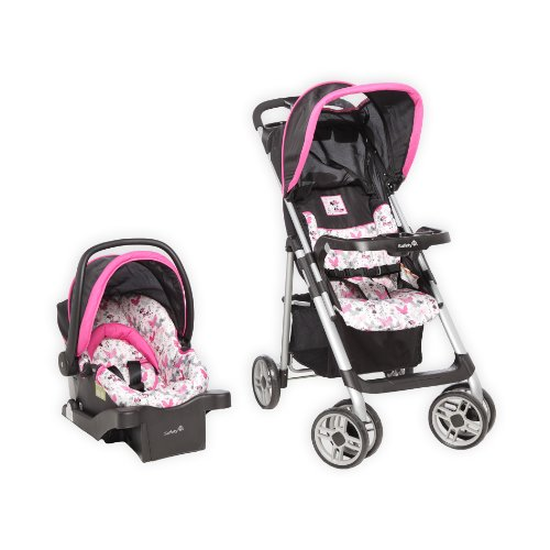 Disney Baby Saunter Sport Travel System - Fly Away Minnie