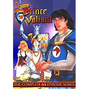 Legend of Prince Valiant - The Complete 65 Episode Series movie