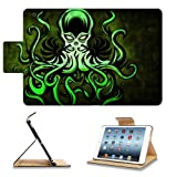 Green Dark Smoke Cthulhu Symbol Alcohol Apple Ipad Mini Flip Case Stand Smart Magnetic Cover Open Ports Customized Made to Order Support Ready Premium Deluxe Pu Leather 8 Inch (205mm) X 5 1/2 Inch (140mm) X 11/16 Inch (17mm) MSD Ipad Mini Professional Ipadmini Cases Ipad_mini Accessories Graphic Background Covers Designed Model Folio Sleeve HD Template Designed Wallpaper Photo Jacket Wifi 16gb 32gb 64gb Luxury Protector deal 2015