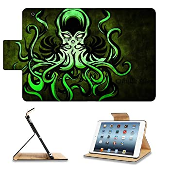 Green Dark Smoke Cthulhu Symbol Alcohol Apple Ipad Mini Flip Case Stand Smart Magnetic Cover Open Ports Customized Made to Order Support Ready Premium Deluxe Pu Leather 8 Inch (205mm) X 5 1/2 Inch (140mm) X 11/16 Inch (17mm) MSD Ipad Mini Professional Ipadmini Cases Ipad_mini Accessories Graphic Background Covers Designed Model Folio Sleeve HD Template Designed Wallpaper Photo Jacket Wifi 16gb 32gb 64gb Luxury Protector Coupon 2015