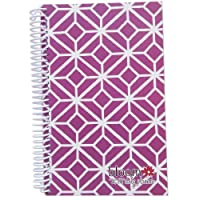 2014-15 Academic Year bloom Daily Day Planner Fashion Organizer Agenda August 2014 Through July 2015 Radiant Orchid Diamonds