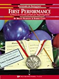img - for Standard of Excellence First Performance: Drums and Mallet book / textbook / text book