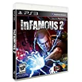 New Sony Playstation Infamous 2 PS3 Video Games Software High Quality Excellent Performance