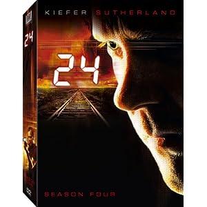 24: Season 4 (Slim Pack) movie