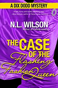 (FREE on 2/7) The Case Of The Flashing Fashion Queen: A Dix Dodd Mystery by Norah Wilson - http://eBooksHabit.com