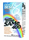 Doctors Best SAM-e 400, 60-Count