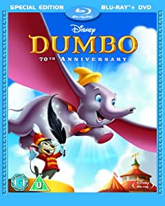 Dumbo Special Edition Combi Pack (Blu-ray + DVD)