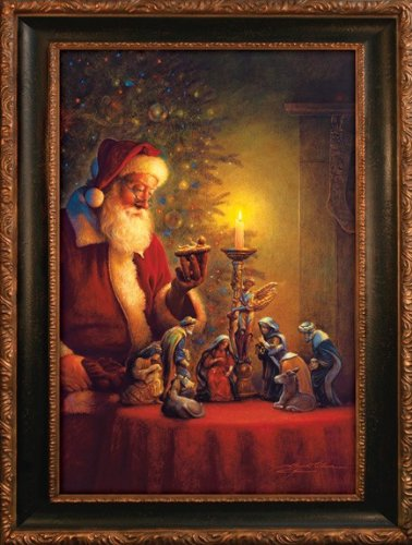 SPIRIT OF CHRISTMAS JIGSAW PUZZLE BY SUNSOUT PUZZLE