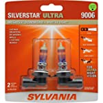 SYLVANIA 9006 SilverStar Ultra High P...