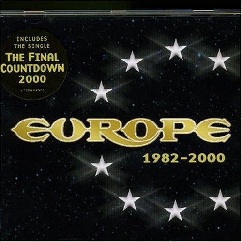 Europe - Greatest Hits 1982-2000 - Zortam Music