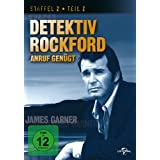 Detektiv Rockford - Staffel 2.2 3 DVDs