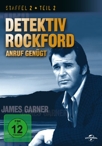Detektiv Rockford - Staffel 2.2 [3 DVDs]