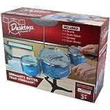 50 Fifty Concepts Desktop Drum Kit (Blue)