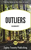 img - for Outliers by Malcolm Gladwell: Summary of the Key Ideas in One Hour or Less book / textbook / text book