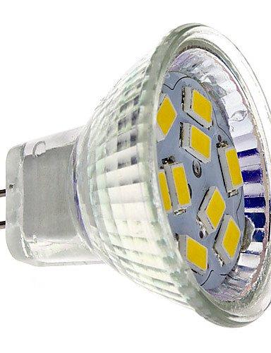griffin-4w-gu4mr11-led-spot-lampen-mr11-9-smd-5730-430-lm-warmes-wei-dc-12-v