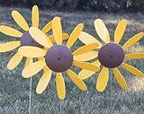Classic Spinning Daisy (x6 case) SUNFLOWER