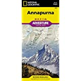 Annapurna, Nepal (Adventure Map)