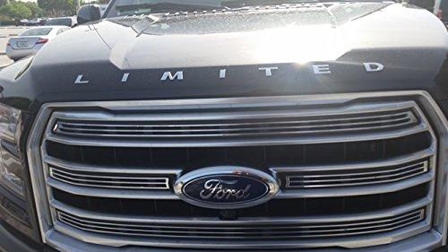 Front t Hood L I M I T E D emblem Ford F150 2012-2017 NEW!!! (2013 F150 Emblem compare prices)
