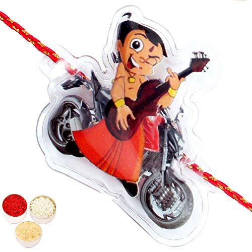 Rakhis Online - Bheem Bike Rakhi
