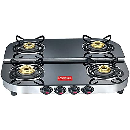 Duplex DGT-04 4 Burner Gas Cooktop
