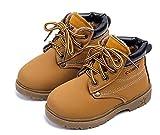 (ヴェルテックス スタイル) VERTEX STYLE 子供 靴 防寒 ブーツ (13.5cm, ブラウン)