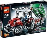 LEGO Technic 8063 - Traktor mit Anhänger