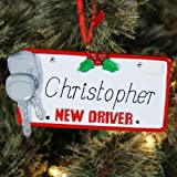 New Driver Christmas Ornament