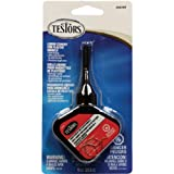 Testors 3507AT Liquid Cement for Plastic, 1-Ounce
