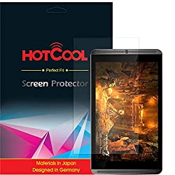 HOTCOOL NVIDIA Shield Tablet Screen Protector - [3 Pack] Premium HD Clear Version 2014NCS Screen Protector for 2014 NVIDIA Shield 2 Tablet, Premium HD