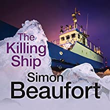 The Killing Ship Audiobook by Simon Beaufort Narrated by Peter Noble
