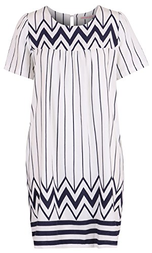 ililily-two-tone-chevron-vertical-striped-short-sleeves-mini-summer-dress-top-dress-158-2-3