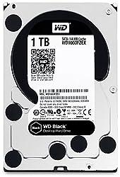 WD 1TB Black�Internal Desktop Hard Drive (WD1003FZEX)