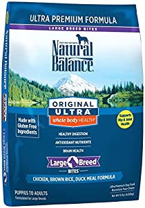 Natural Balance Whole Body Health - Large Breed Dry Dog Food - Chicken - 15 Lb - 0 Ct - 0 Pk