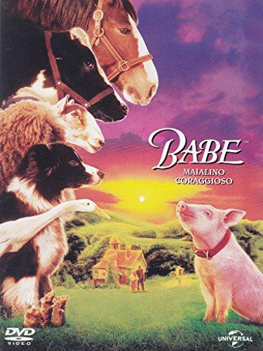 Babe maialino coraggioso(slim case) [IT Import]