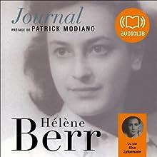 Journal | Livre audio Auteur(s) : Hélène Berr Narrateur(s) : Elsa Zylberstein